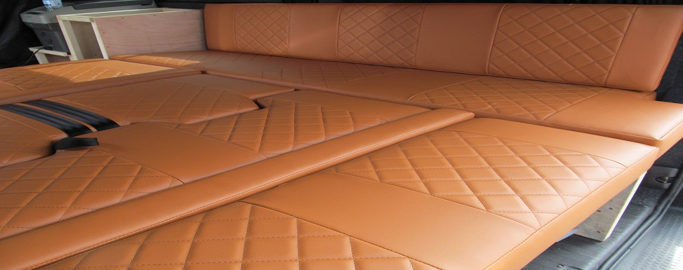 Bentley Style Stitching