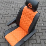 VW T4 Cab Seat with Bentley Stitch campervan upholstery CAMPERVAN GALLERY IMG 0413 160x160