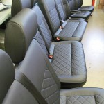 VWT5 cab seats campervan upholstery HAPPY CAMPERS 2014 09 18 14