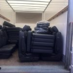 campervan upholstery TRADE lorry load of seats 150x150